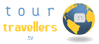 the final version of the TourTravellers.TV golf logo