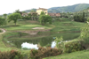 18th hole montecatini golf