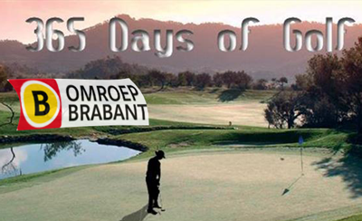 Tv zender omroep brabant about 365 days of golf