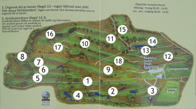 course map with new numbers