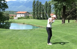 the courses in Italy are beautiful